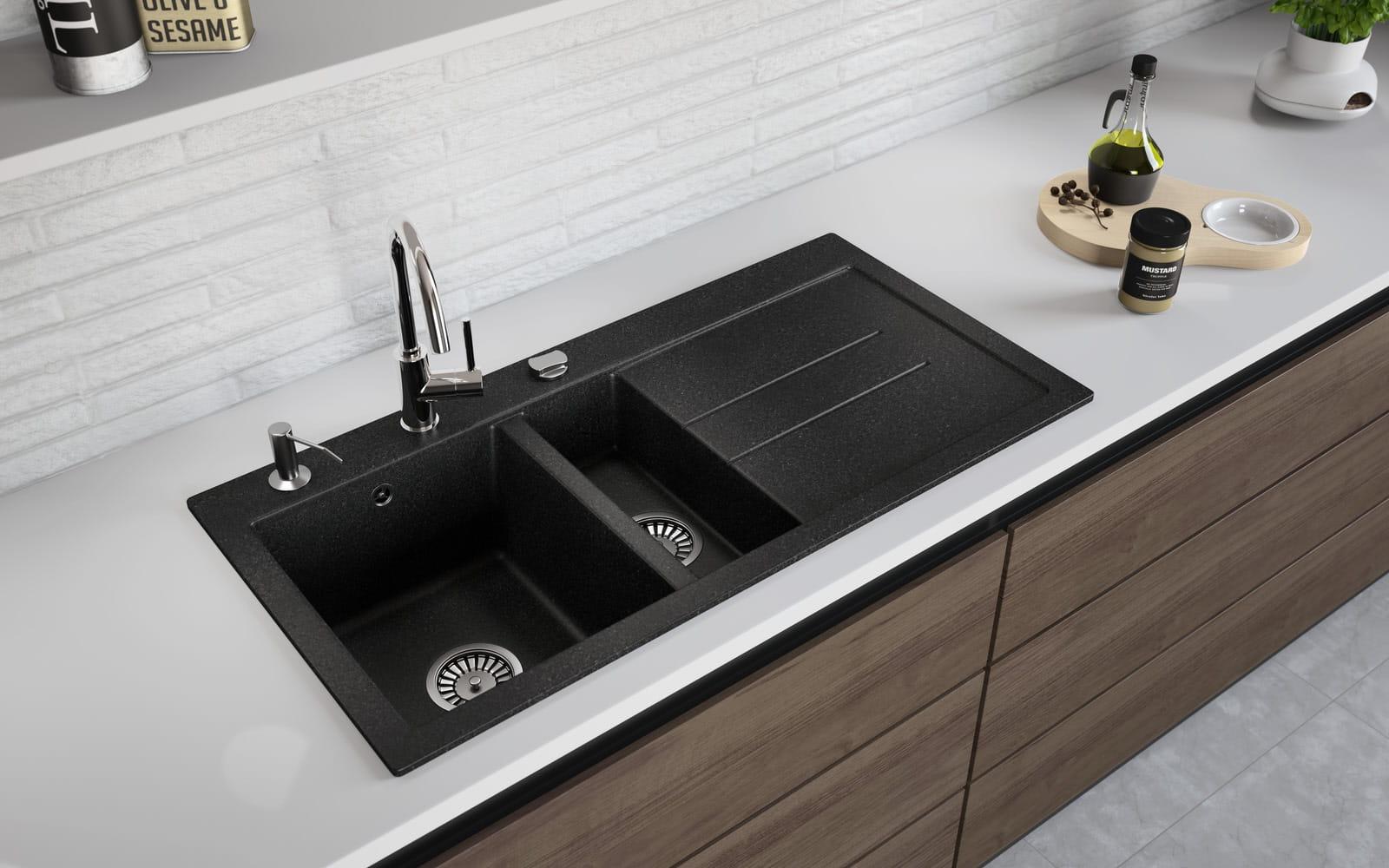 Granet Kitchen Sink